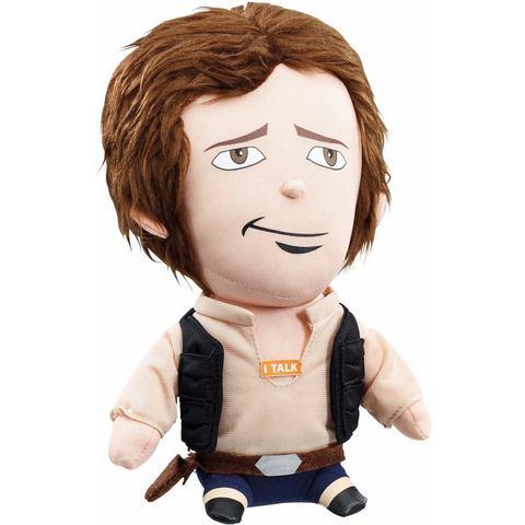 Pluchen knuffel met geluid, »DISNEY STAR WARS™ Collectors Edition, Han Solo, ca. 23 cm«