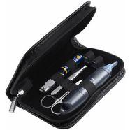 remington beauty-trimmer ne3455 antimicrobile nano-zilveren behuizing (set) grijs