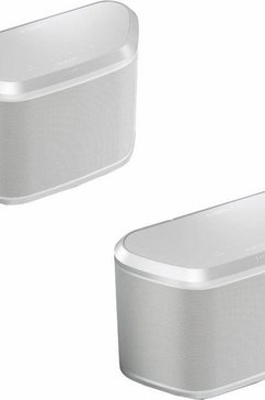 MusicCast Twin 030 2.0 luidsprekerset (MultiRoom, Bluetooth, wifi, Spotify)