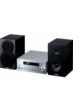 MusicCast MCR-N470D stereoset, Spotify/Napster/Juke, AirPlay, Bluetooth, WLAN
