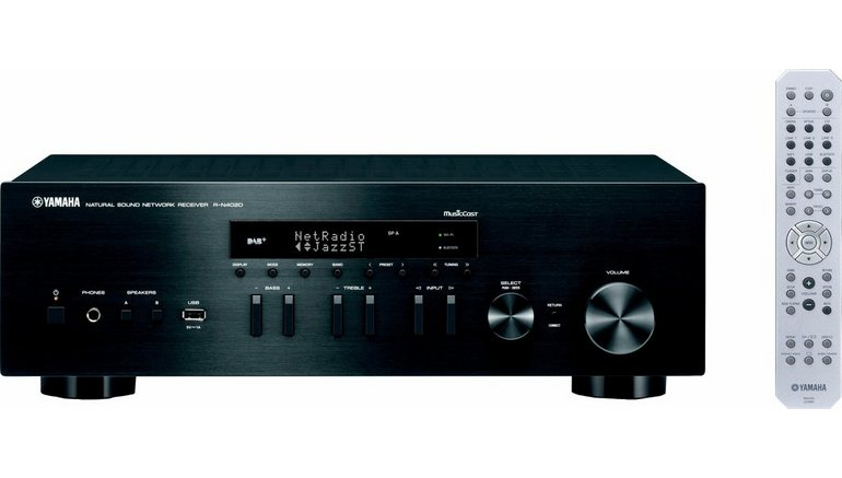 yamaha musiccast r n402d audio receiver spotify connect