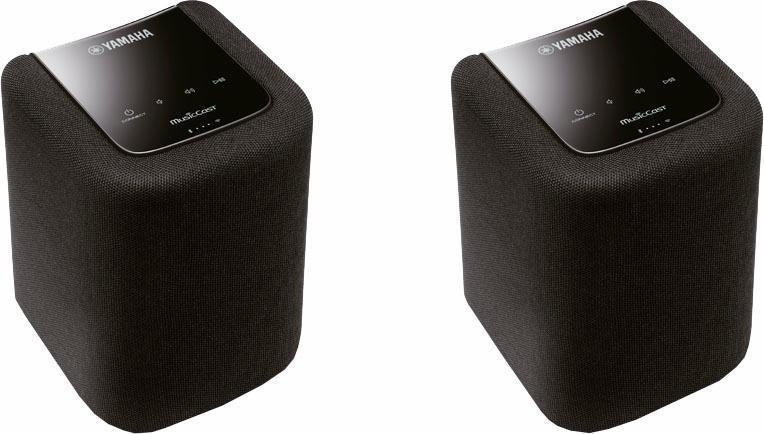 Yamaha MusicCast twin 010 2.0 Luidspreker-set (MultiRoom, Bluetooth, wifi, Spotify) veilig op otto.nl kopen