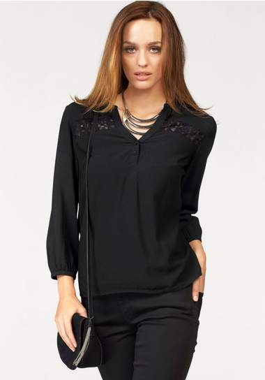 VERO MODA klassieke blouse »PRANCER«
