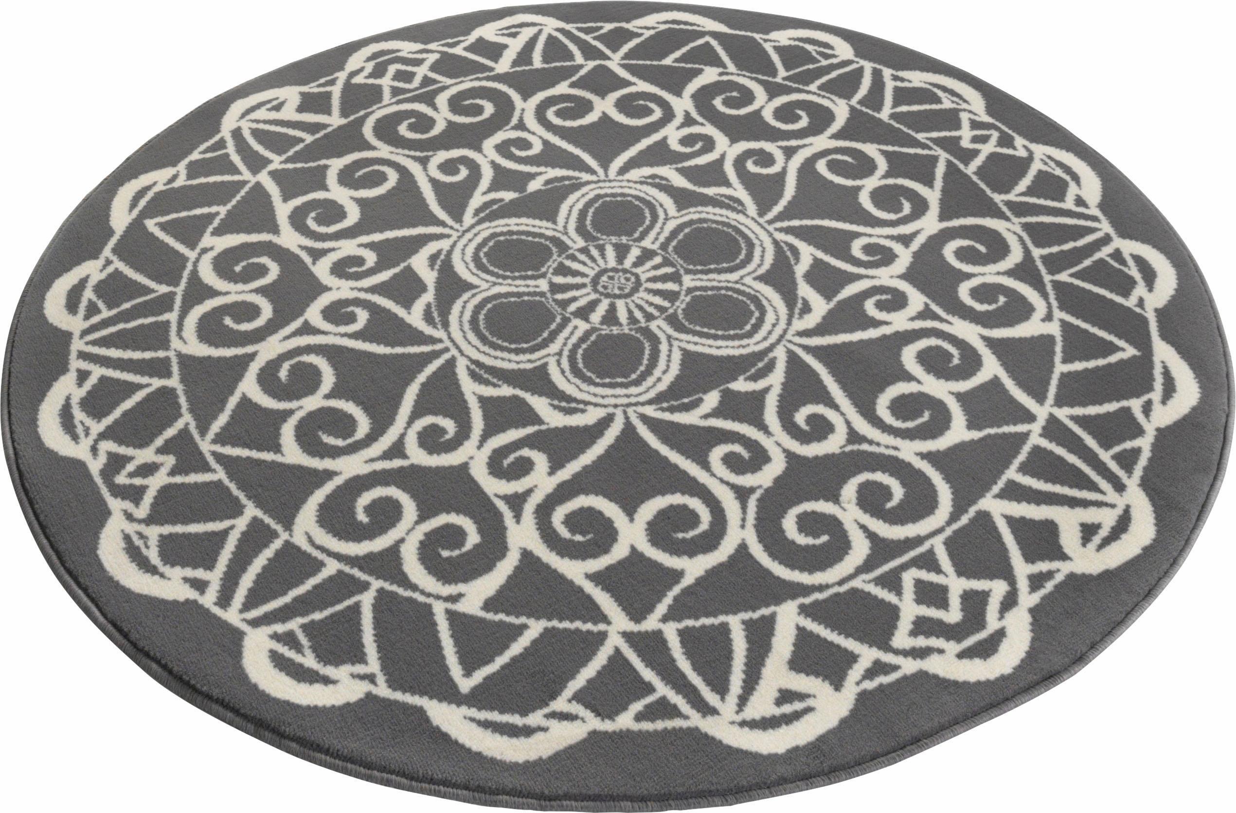 rond vloerkleed grijs finest ikea hampen vloerkleed. Black Bedroom Furniture Sets. Home Design Ideas
