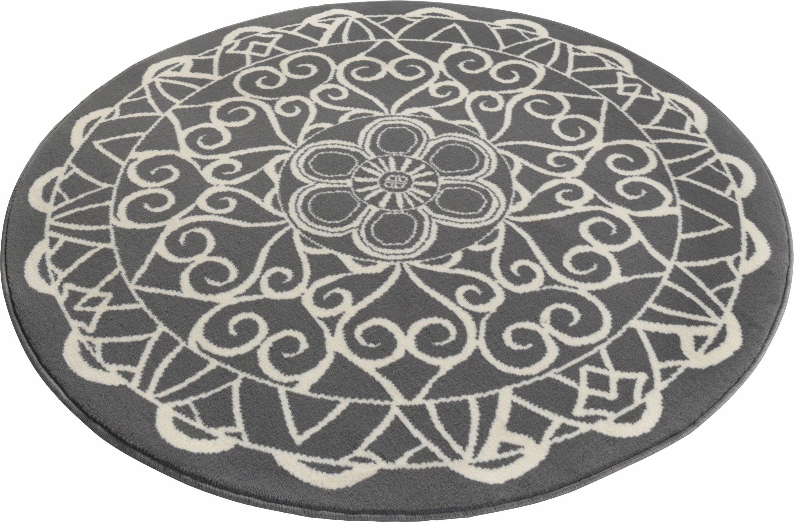 rond vloerkleed grijs finest ikea hampen vloerkleed hoogpolig with rond vloerkleed grijs. Black Bedroom Furniture Sets. Home Design Ideas