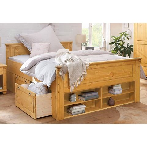 HOME AFFAIRE ledikant »Ascona« beige Home Affaire 428461