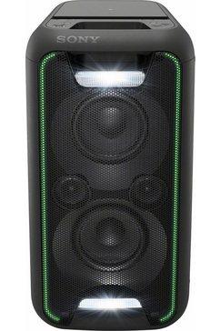 GTK-XB5 partygeluidssysteem (200 W, extra bas, high power, Bluetooth, NFC )