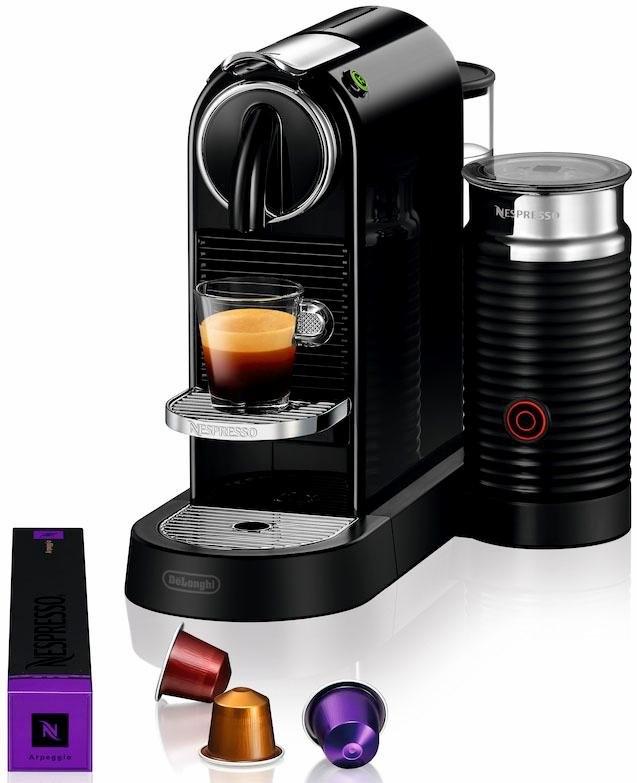 Nespresso »NESPRESSO CITIZ EN 267.BAE« koffiecapsulemachine in de webshop van OTTO kopen