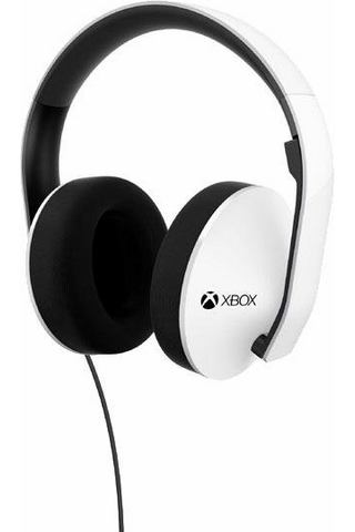 Microsoft Xbox One Stereo Headset (White Special Edition) (5F4-00011)