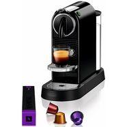 de'longhi nespresso koffiecapsulemachine en 167.w, wit zwart