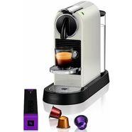 de'longhi nespresso koffiecapsulemachine en 167.b, zwart wit