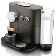 delonghi nespresso capsulesysteem nespresso expert en350.g, 19 bar grijs