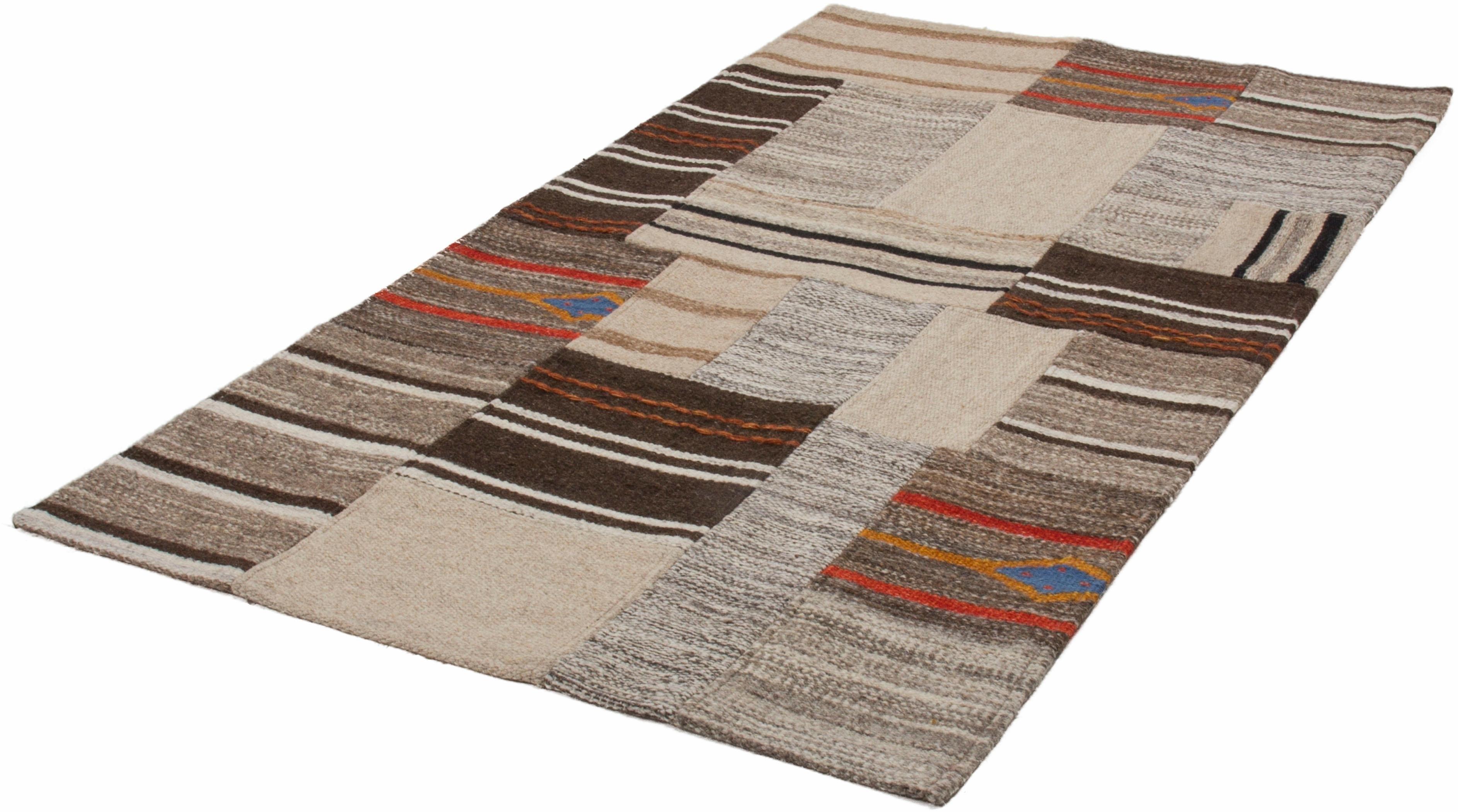 Kayoom Vloerkleed, »Radical 220«, met de hand geweven voordelig en veilig online kopen