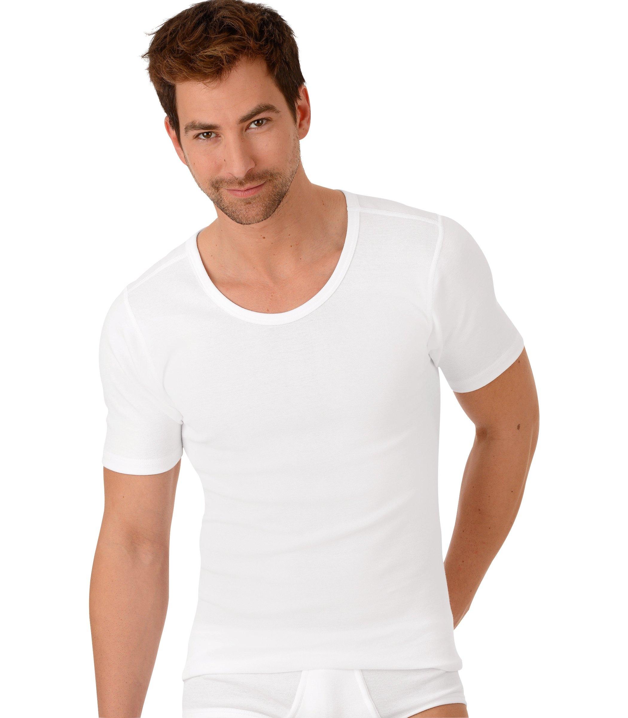 Trigema Heren onderhemd met half mouw in de webshop van OTTO kopen