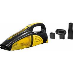 clean maxx accu-kruimeldief 2-in-1, nat-droog, 7,4v, geel-zwart geel