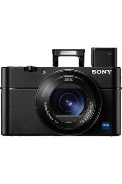 RX100 V compactcamera, 20,1 megapixel, 2,9x optische zoom, 7,5 cm (3 inch) display