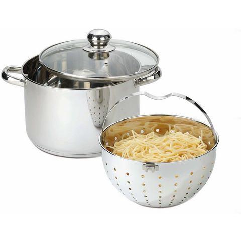 STONELINE® kookpan, edelstaal, inductie