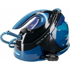 philips stoomstrijksysteem gc8735-80 perfectcare performer, steamglide plus-strijkzool, 2.600 w zwart
