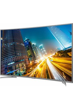 H55MEC5650, curved LED-TV, 138 cm (55 inch), 2160p (4K Ultra HD), Smart TV