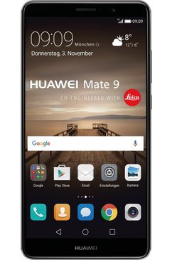 Mate 9 smartphone, 14,9 cm (5,9 inch) display, LTE (4G), 20 megapixel, NFC