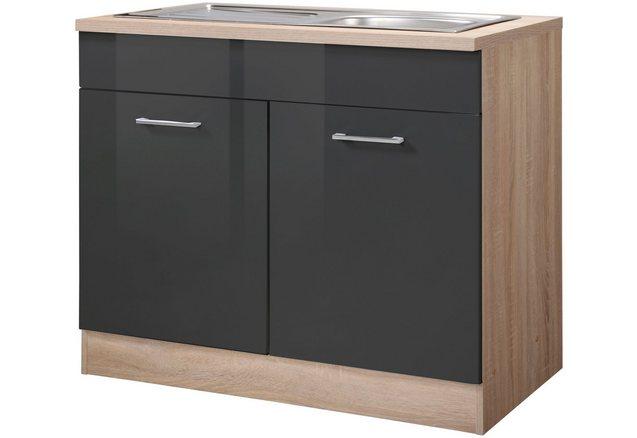 held m bel aanrechtkast online shoppen otto. Black Bedroom Furniture Sets. Home Design Ideas
