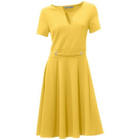 Prinsessenjurk geel