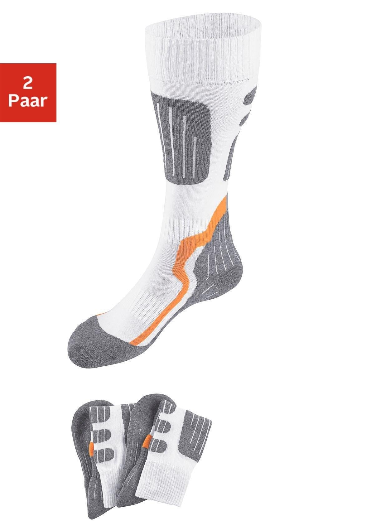 Go In zacht verdikte kniekousen (set van 2 paar), ideaal voor de wintersport in de webshop van OTTO kopen