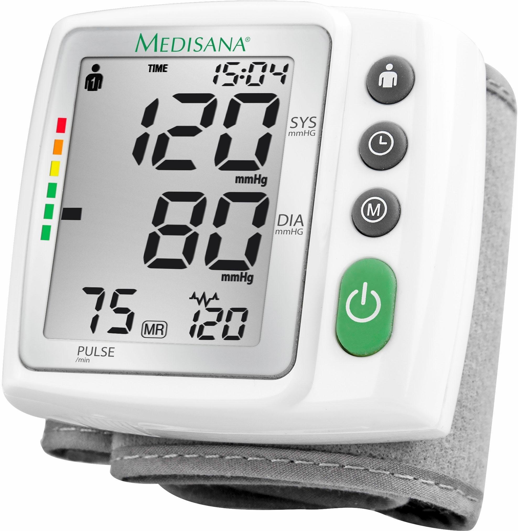 Medisana bloeddrukmeter voor de pols »BW 315« nu online kopen bij OTTO