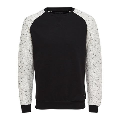 ONLY & SONS Contrast Sweatshirt