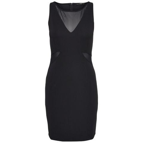 Picture Only Mouwloze Korte jurk zwart 759389