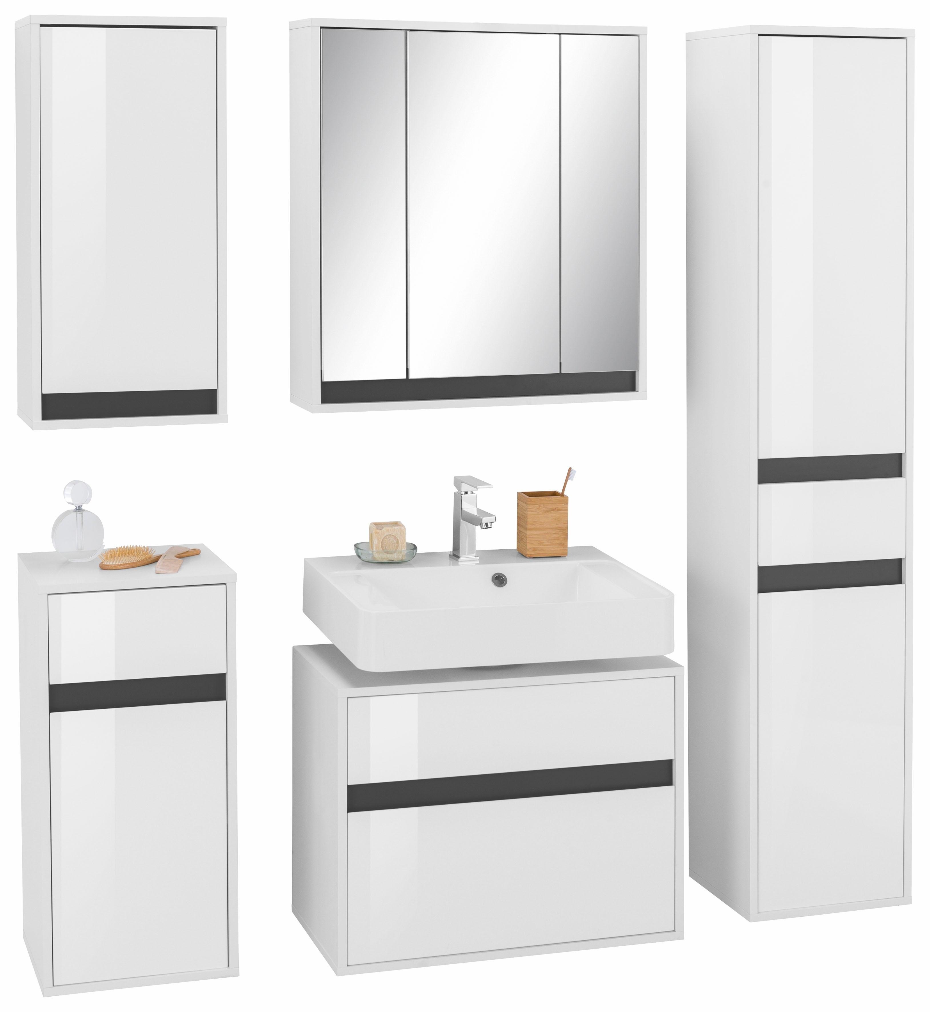 trendteam WELLTIME badkamerserie »Sol« (5-dlg.) bestellen: 30 dagen bedenktijd