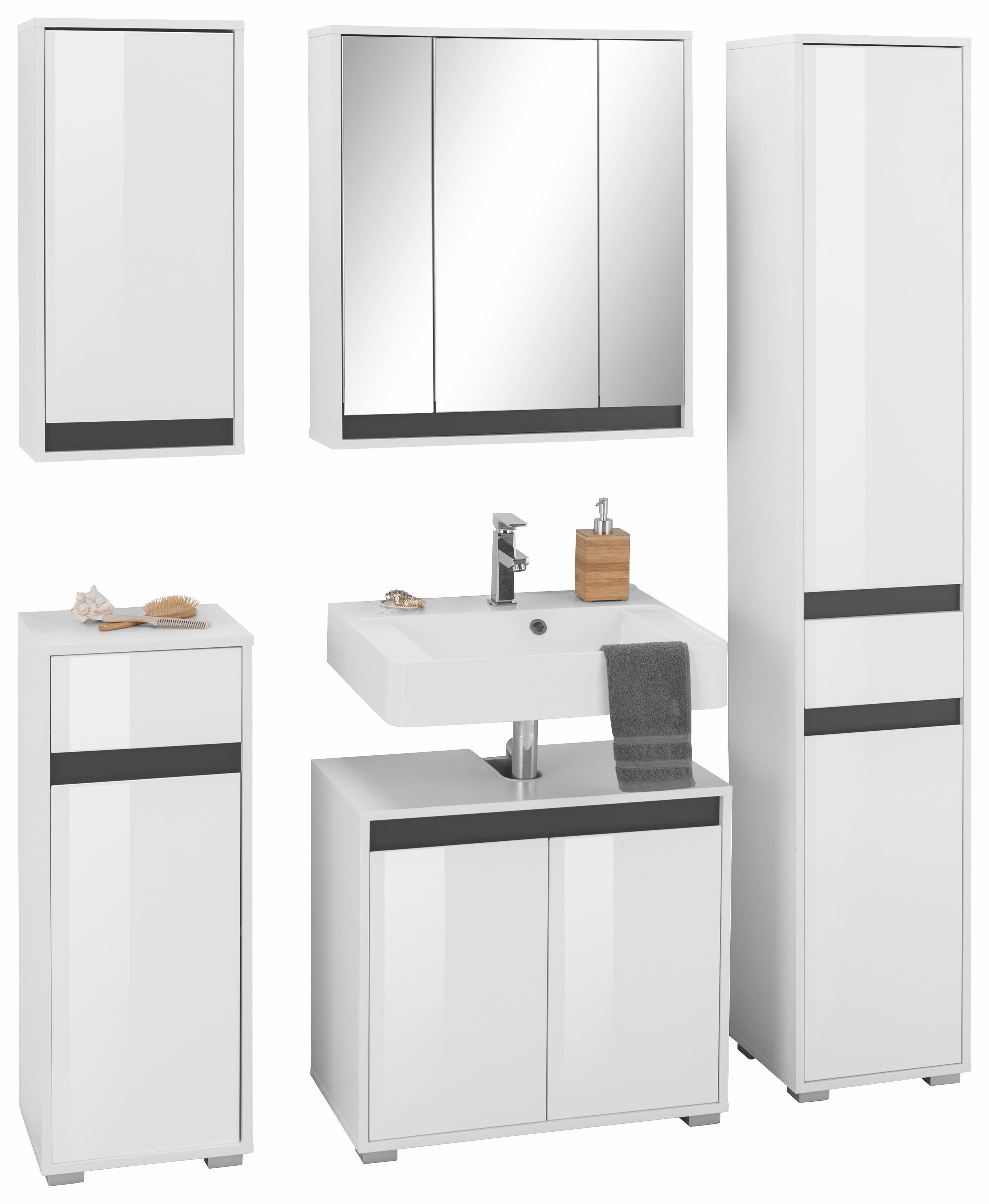 trendteam WELLTIME badkamerserie »Sol« (5-dlg.) in de webshop van OTTO kopen