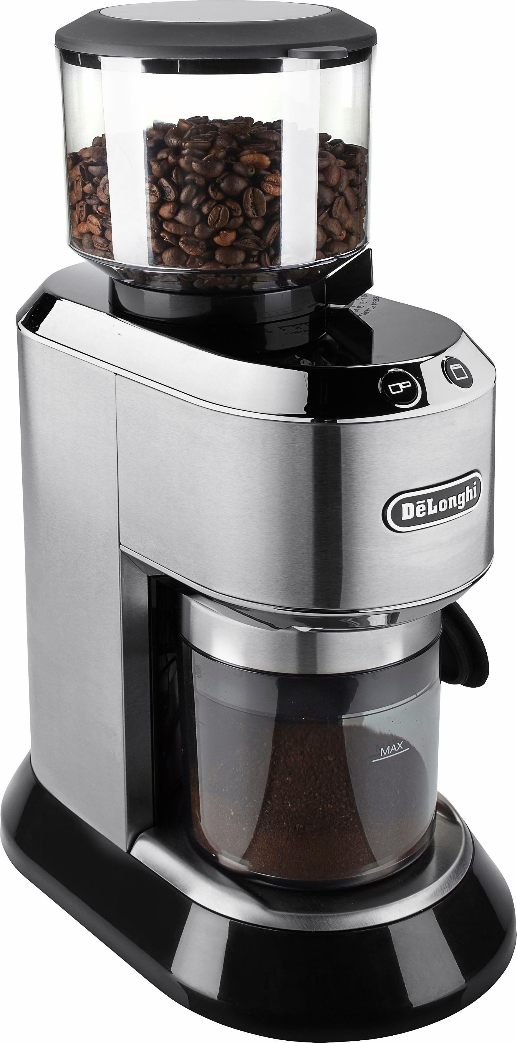 De'Longhi koffiemolen Dedica KG520.M inclusief filteradapter in de webshop van OTTO kopen
