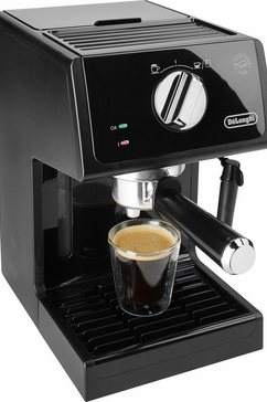 De'Longhi Espresso-apparaat ECP 31.21, zwart, 15 bar
