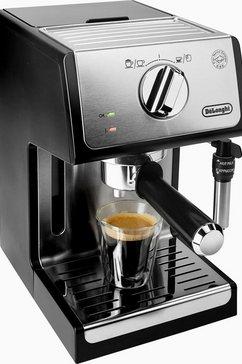 De'Longhi Espresso-apparaat ECP 35.31, zilverkleur/zwart, 15 bar