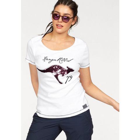 NU 15% KORTING: KANGAROOS T-shirt