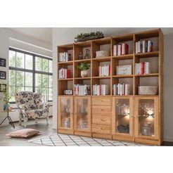 premium collection by home affaire kastenwand »ecko«, breedte 225 cm beige