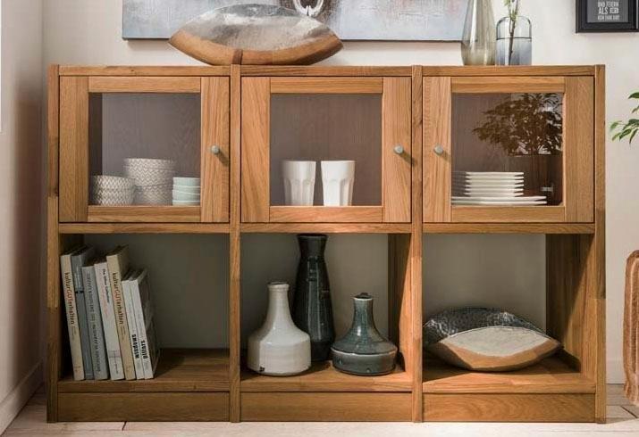 Premium collection by Home affaire dressoir »Ecko«, breedte 136 cm nu online kopen bij OTTO