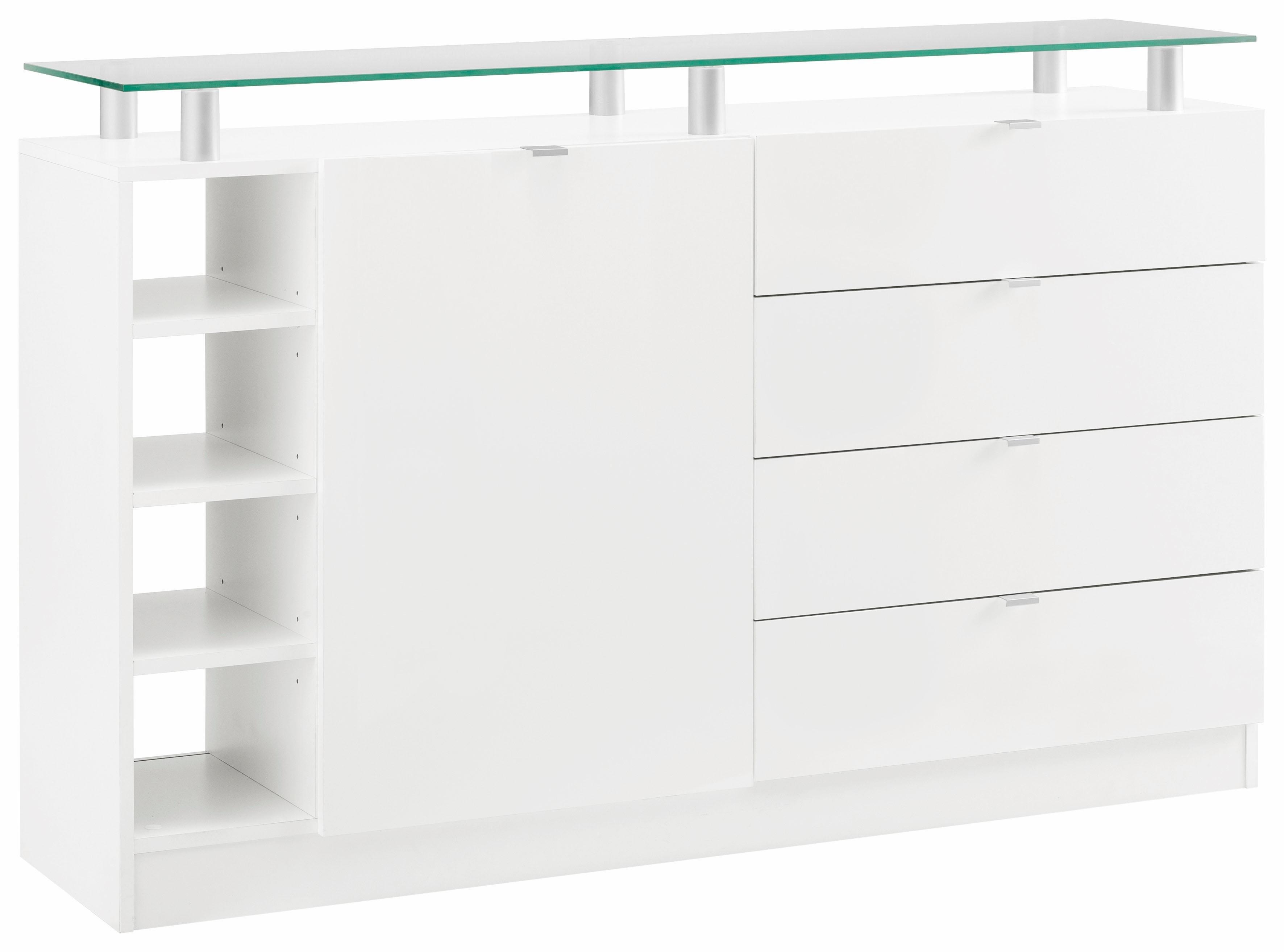 borchardt Möbel Kast DOLLY Breedte 135 cm nu online kopen bij OTTO