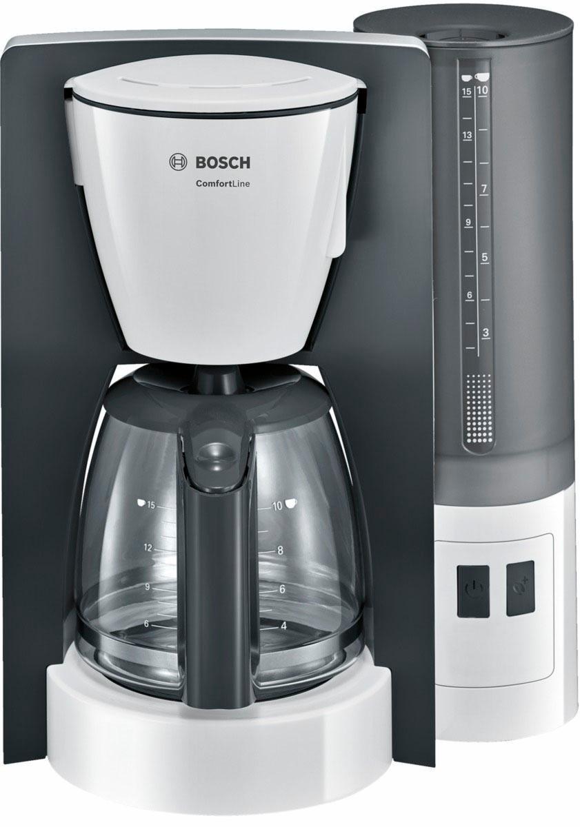 Bosch Koffiezetapparaat ComfortLine TKA6A043, met glazen kan, zwart bestellen: 14 dagen bedenktijd