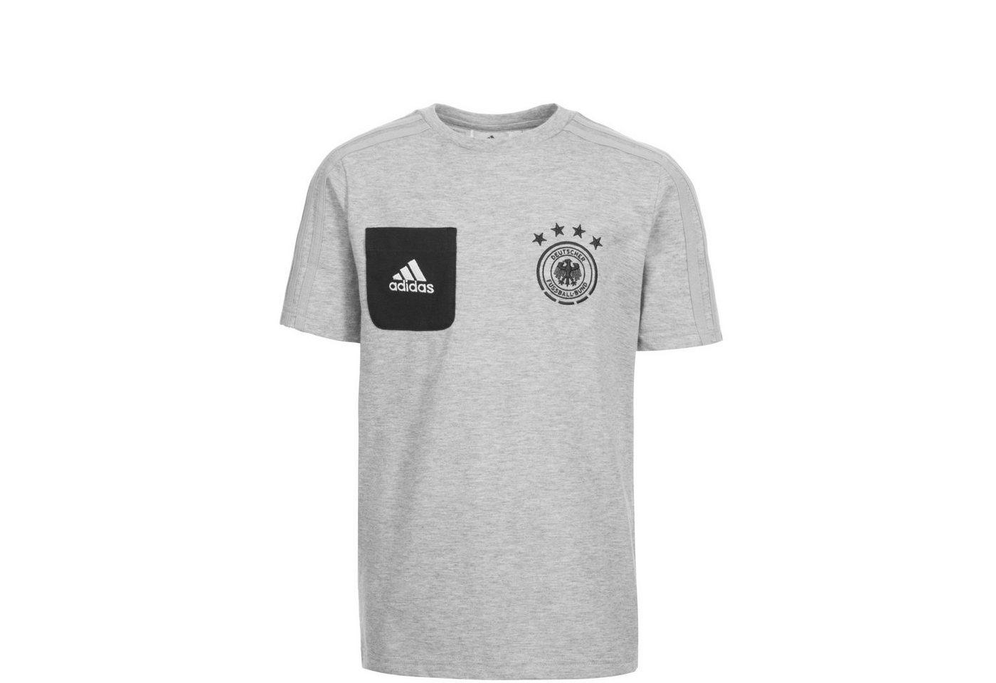 Afbeelding van adidas Performance DFB Staff T-shirt kinderen