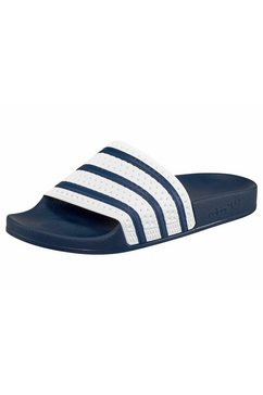 adidas originals badslippers adilette wit