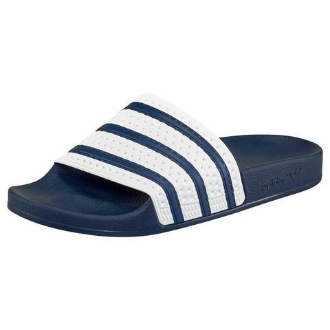 Adidas Adilette dames sportschoen EU 48 2-3 UK 13 donker blauw