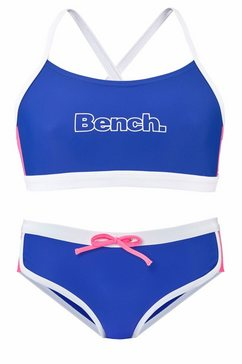 bench bustierbikini blauw