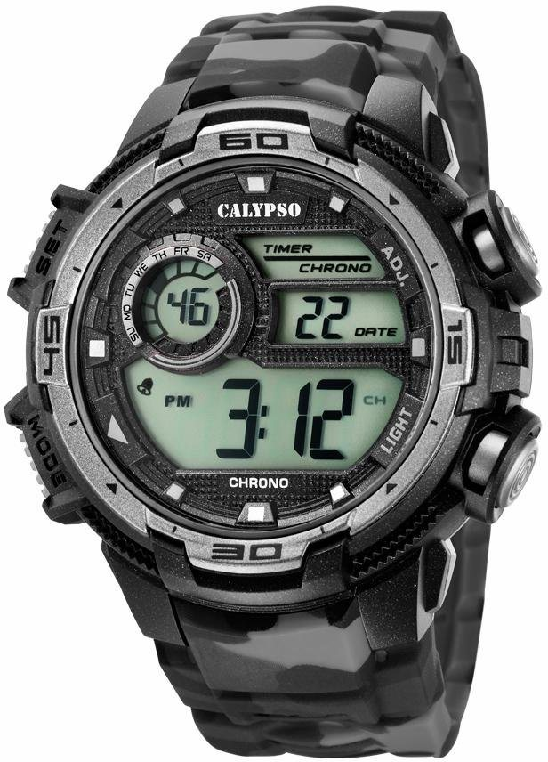 CALYPSO WATCHES chronograaf »K5723/3«