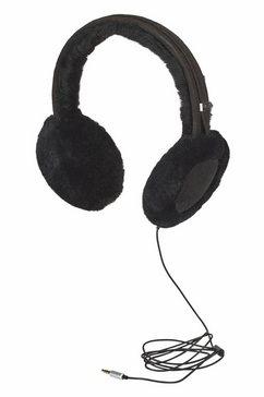 ugg oorwarmers zwart