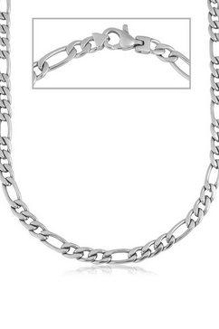 firetti edelstalen ketting zilver