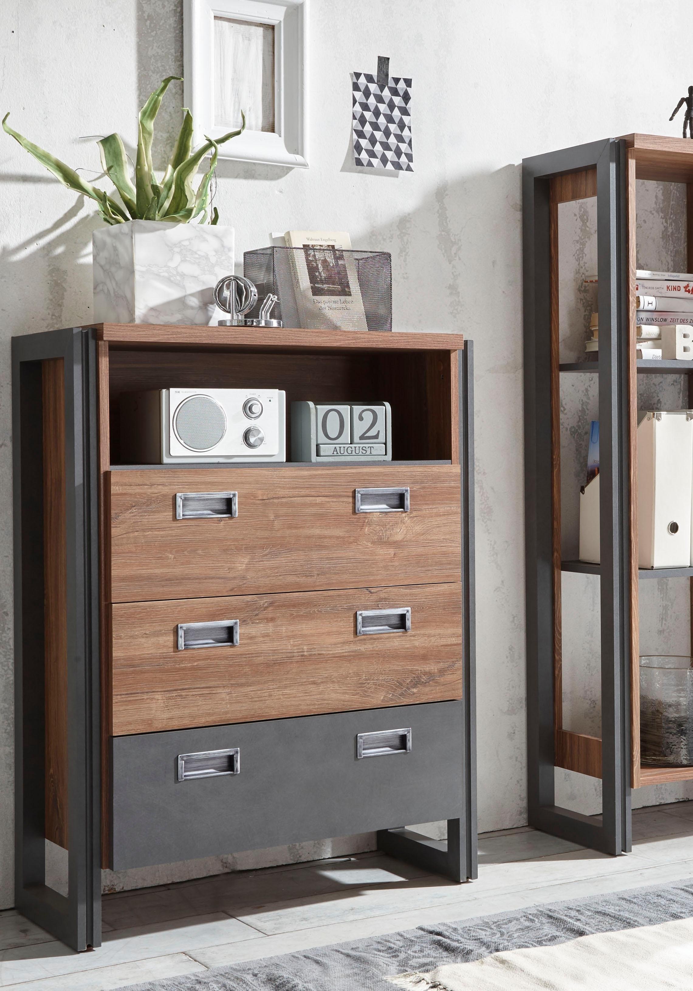 Home Affaire sideboard »Detroit«, breedte 75 cm nu online bestellen