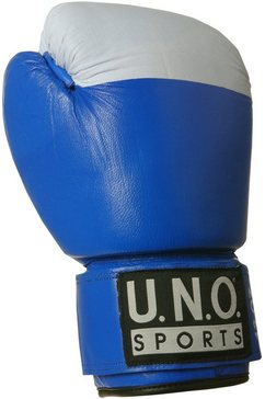 u.n.o.-sports bokshandschoenen, »competition« (1 paar) blauw