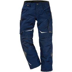dat is een broek. blauw